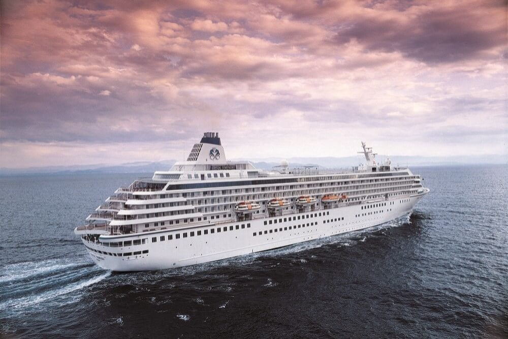 Crystal Cruises Deluxetargets