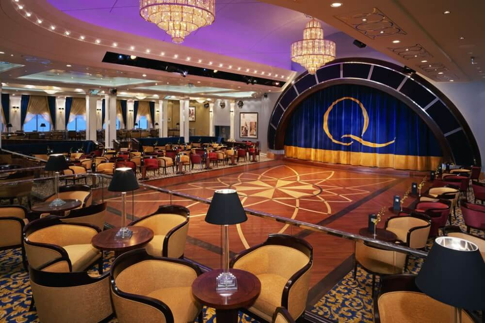 Cunard Cruises Deluxetargets 1