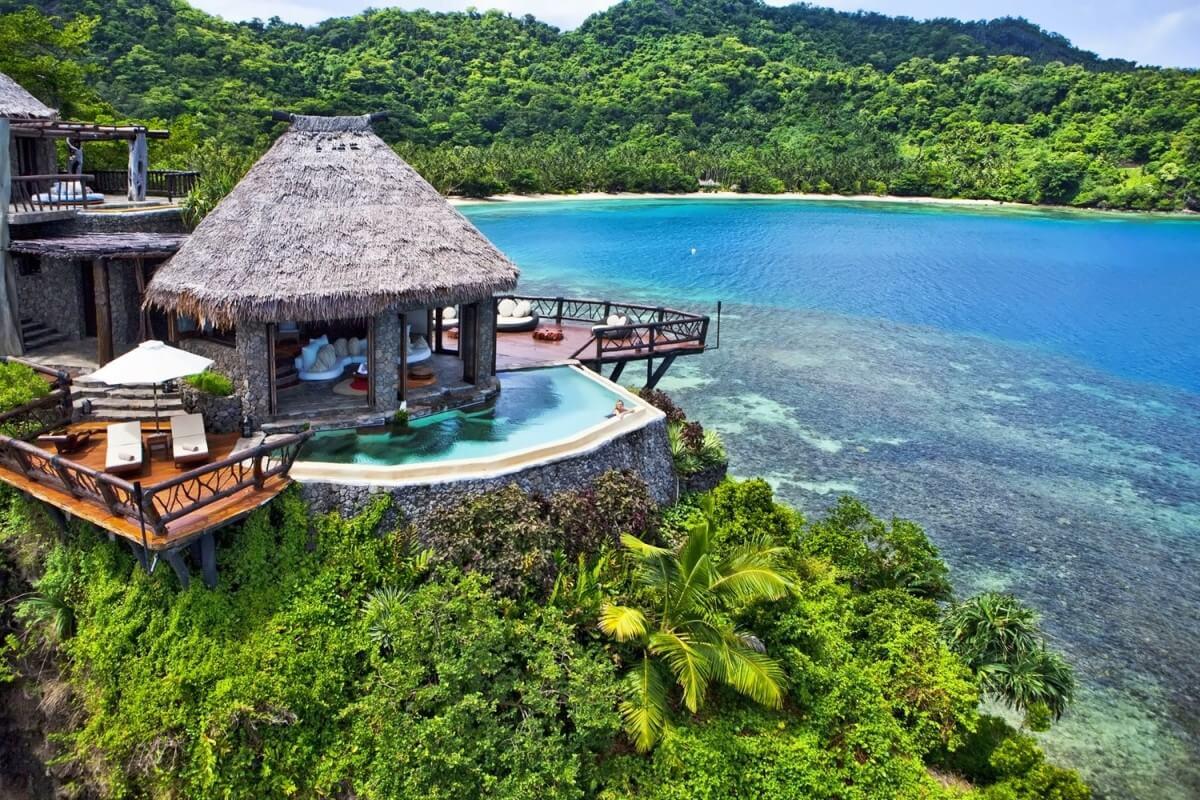 Book the Laucala Island Resort   Fiji with VIP benefits