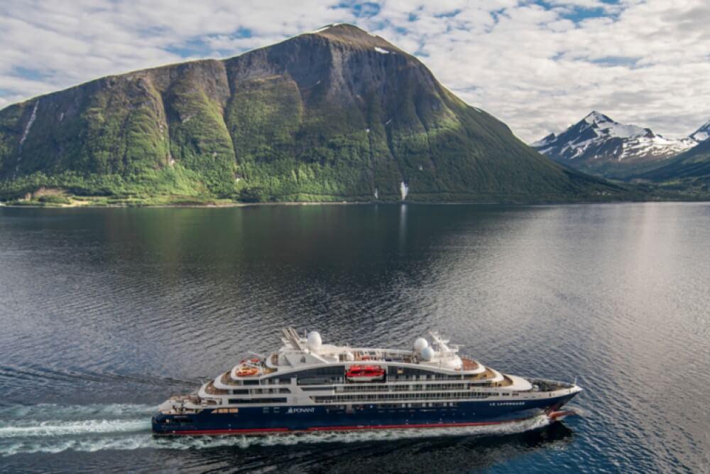Ponant Cruises Deluxetargets