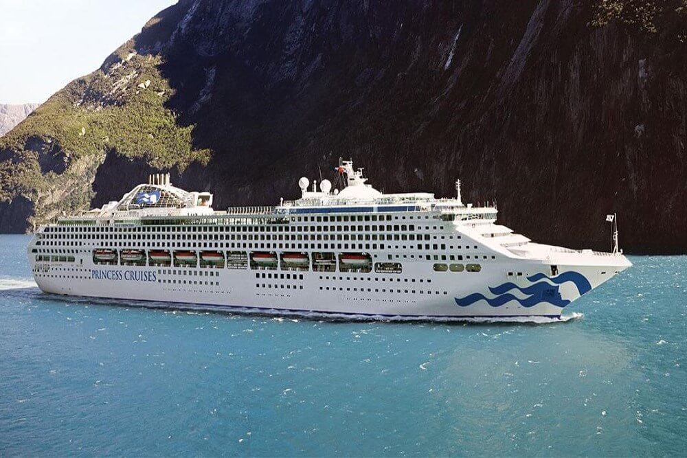 Princess Cruises Deluxetargets 2