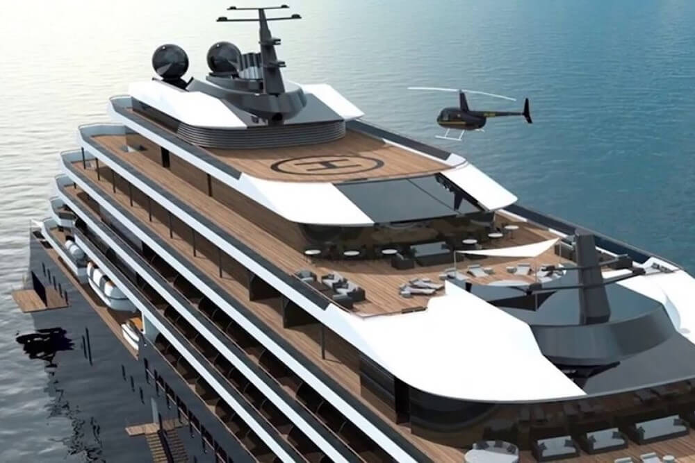 The Ritz-Carlton Yacht Collection Deluxetargets 2
