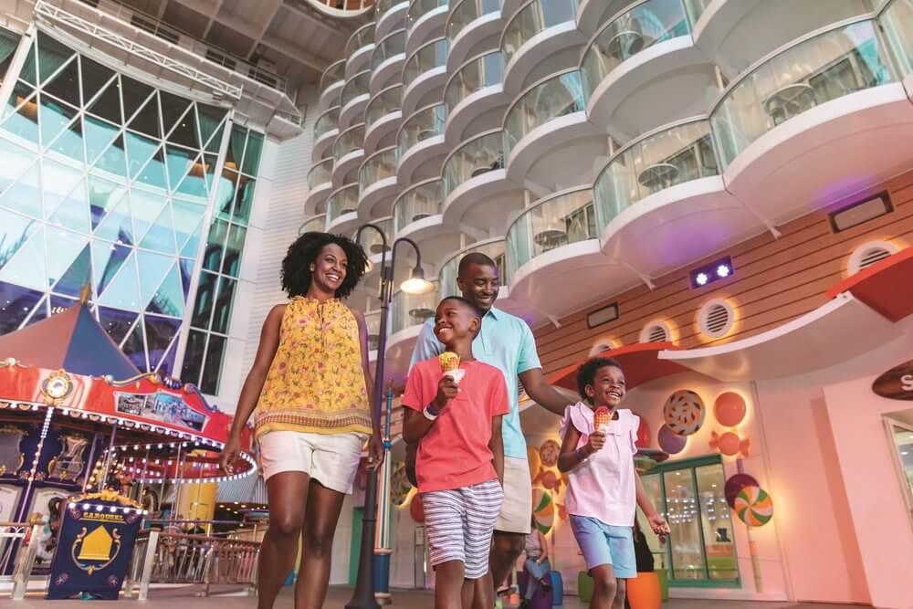 Royal Caribbean Cruise Deluxetargets 5