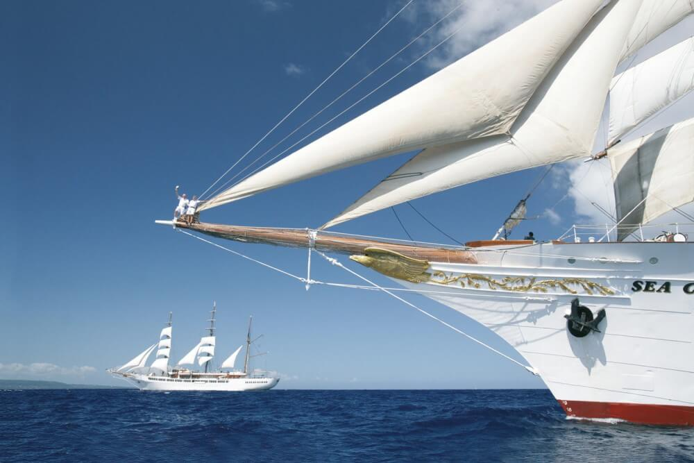Sea Cloud Sailing Cruises Deluxetargets 1