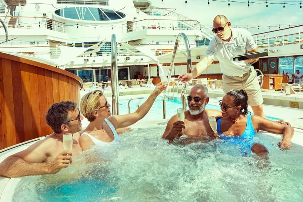 Seabourn Cruises Deluxetargets 4