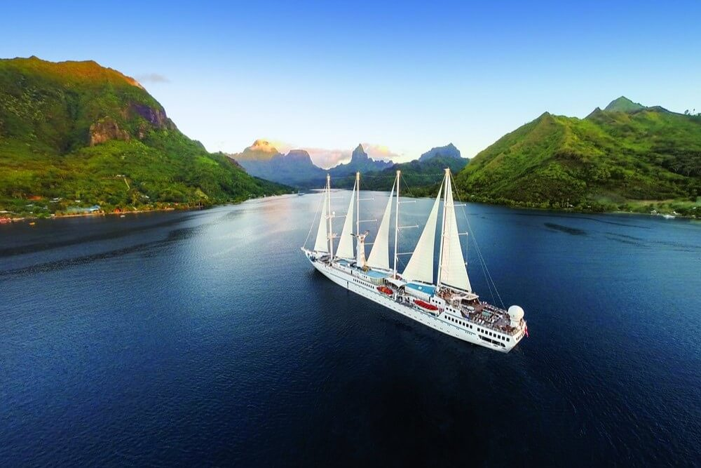 Windstar Sailing Cruises Deluxetargets 2