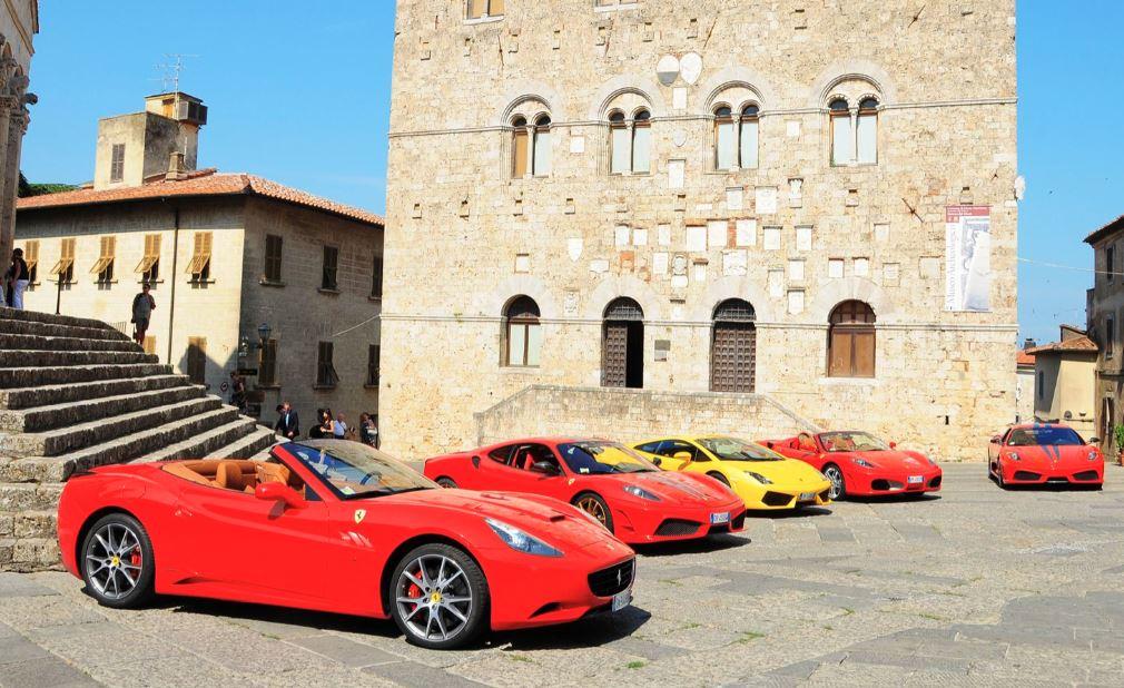 Ferrari Tours Italien