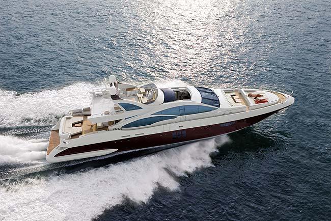 yacht Maldives
